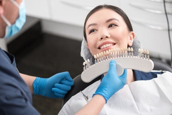 crowns teeth dentist singapore